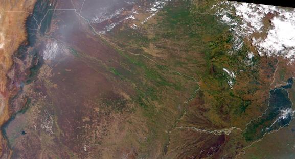 imagenes satelitales georeferenciadas